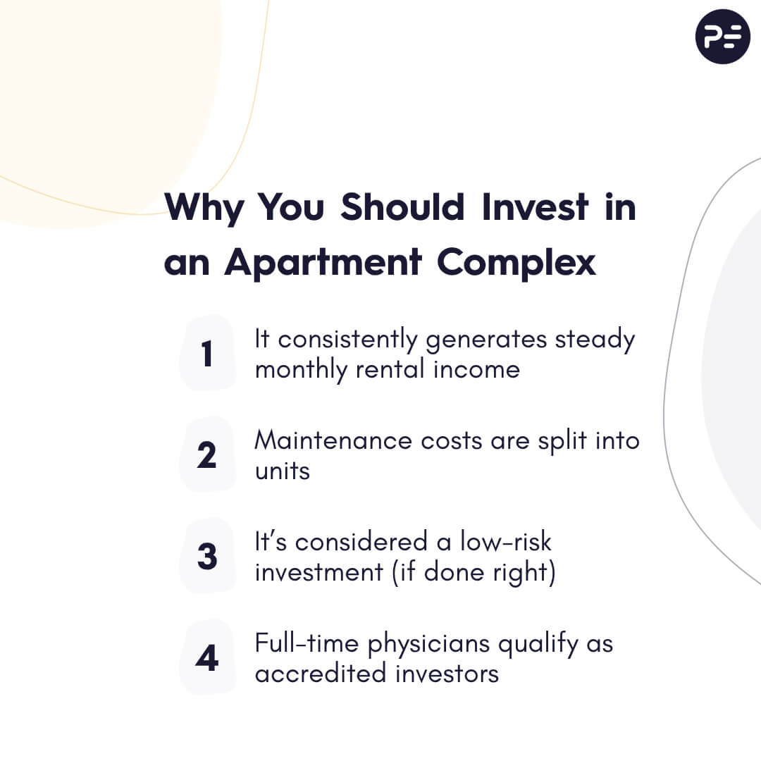 Buy an Apartment Complex